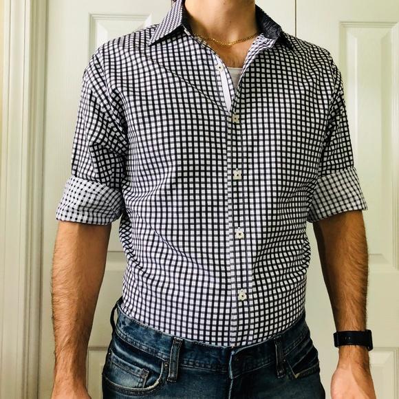90bc213523 English Laundry Shirts | Buttonup Dress Shirt 165 3233 | Poshmark